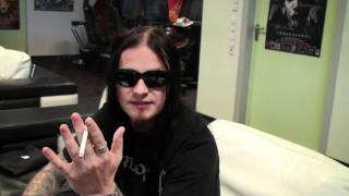 DIMMU BORGIR - Shagrath for NB's Youtube and Facebook (OFFICIAL INTERVIEW)