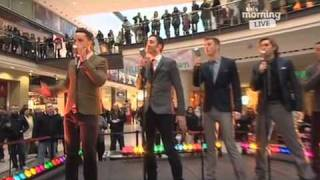 The Overtones - Sh-boom | Live on This Morning