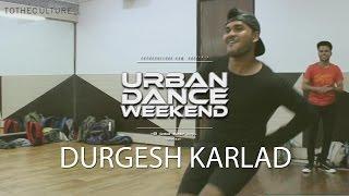 13.13 Crew - Durgesh Karlad Solo at Urban Dance Weekend - Day 2