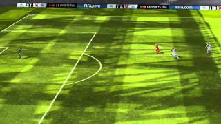 FIFA 14 iPhone/iPad - Razz FC vs. PSG