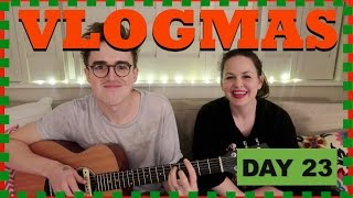 Frosty the Snowman COVER | DAY 23 | VLOGMAS 2016