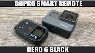 How To Pair Smart Remote to Hero 6 Black
