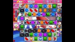 Candy Crush Saga Nivel 1372 completado en español sin boosters (level 1372)