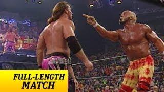 FULL-LENGTH MATCH - SmackDown - Hulk Hogan vs. Chris Jericho - WWE Undisputed Championship Match width=