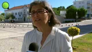 Mariana Costa em entrevista