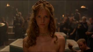 Sienna Guillory naked Helen Of Troy width=