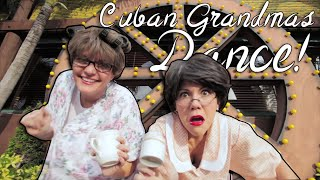 Cuban Grandmas in Miami - Dance Video!