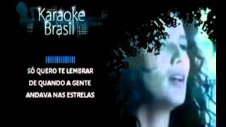 Paula Fernandes   Quando a Chuva Passar karaoke)