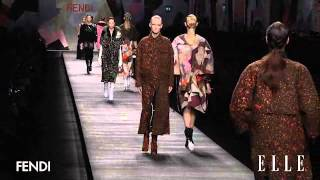 Fendi. Milan Fashion Week otoño-invierno 2014/2015