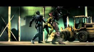 Mortal Kombat Legacy: Cyrax & Sektor vs Hydro