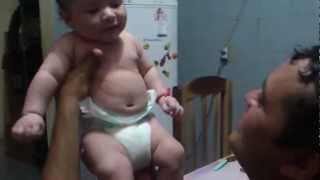 risada de bebe