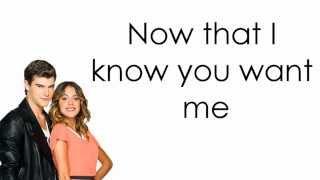 "Violetta 2 English - ""Be mine"" Lyrics"