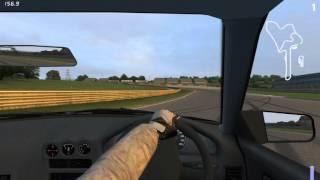 Live For Speed Logitech G27 LFS ProTweak Fooling Around 4K Maximum Graphics