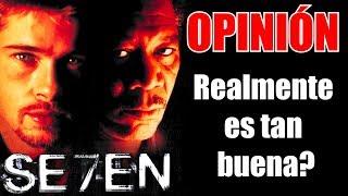 Se7en (1995) ¿Realmente es tan buena? ANÁLISIS Y OPINIÓN