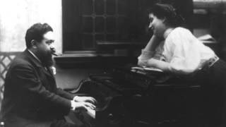 Isaac Albéniz: Rumores de la Caleta / Alfonso Gómez, piano (live)