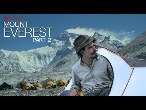 Journey to Mount Everest Part 2 – Live Journey – Life Traveller Luis Pinto