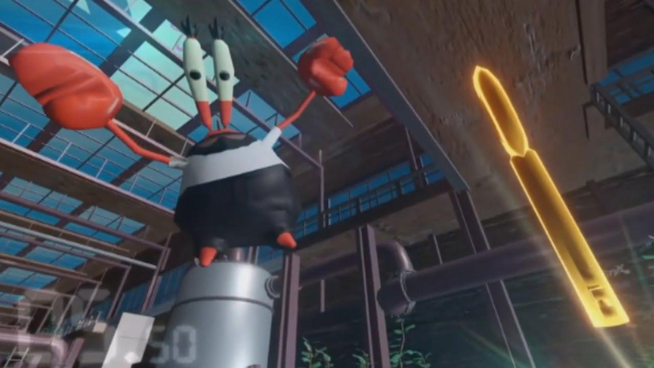 moistcr1tikal - Perfect Mr Krabs Overdoses on Ketamine Animation