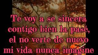 ♥Ya No Me Busques ♥ (Canción para dedicar) Rap Romántico  - Jhobick Zamora ft Ximena rap + letra
