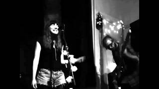 Luna and the Moonhounds - Since You've Been Down Live @ The Quadrant Open Jam Sessions 05/05/2016