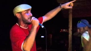 Big Foot Sound LS: Gamba The Lenk   Parli Di Badman Live
