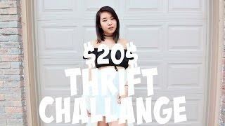 $20 DOLLAR THRIFT CHALLENGE