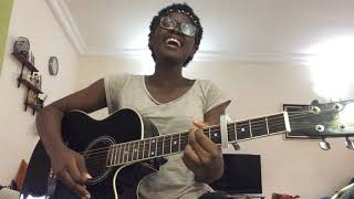 Not Afraid x Closer by TY BELLO (cover)