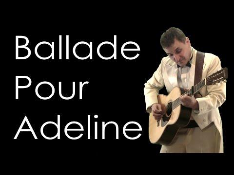 richard-clayderman-ballade-pour-adeline-acoustic-guitar-version-enyedi-sandor-enyedi-sandor