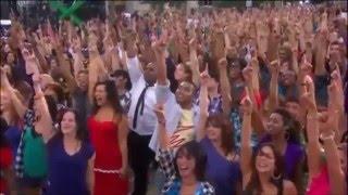 Contágio dança coletiva - Black Eyed Peas - I Gotta Feeling (live with Oprah)