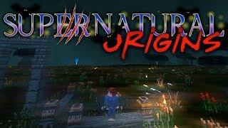 Minecraft SUPERNATURAL ORIGINS Trailer Intro (Modded Supernatural Minecraft Roleplay)