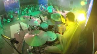 Wilian Nascimento - Agir de Deus - Drum Cam