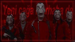 Imagine Dragons - Radioactive (Türkçe Çeviri)   La Casa De Papel
