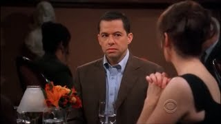 Two and a Half Men - Alan & Rose's Blind Date [HD]