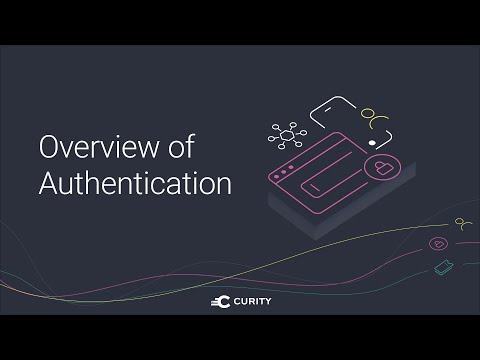 Overview of Authentication