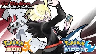 Pokemon Sun & Moon: Gladion Battle Music [Official Soundtrack]