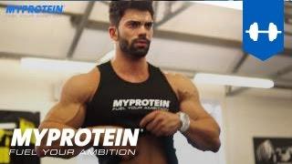 Sergi Constance - Shoulder Workout Motivation - Myprotein
