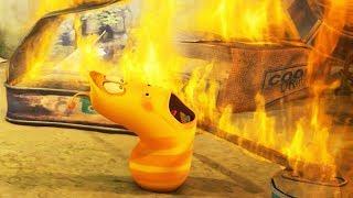 LARVA - FIRE | Cartoons For Children | Larva Full Movie | Larva Cartoon | LARVA Official