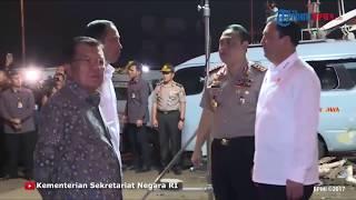 Momen Kapolda Metro Jaya Bertabrakan dengan Paspampres saat Buru buru Menghadap Presiden Jokowi