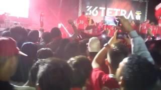 Benfica o histórico tetra