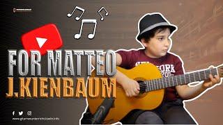 J.KIENBAUM: FOR MATTEO - ADA BORAN (GUITAR)
