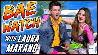 Laura Marano Auditions for Baywatch | Top Five Live