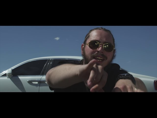 Video oficial de White Iversion de Post Malone