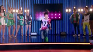 Soy luna Ramiro y los demás cantan cuando bailó full hd