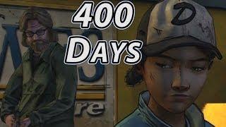 Every Optional '400 Days' Scene in The Walking Dead Season 2: Episode 3 - In Harm's Way