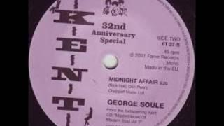 GEORGE SOULE   MIDNIGHT AFFAIR