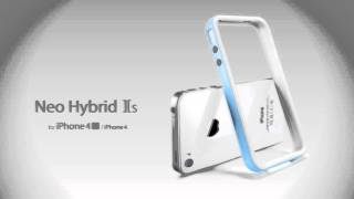SPIGEN SGP Neo Hybrid 2S iPhone 4s & Neo Hybrid Galaxy S2 LTE