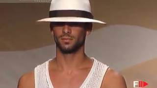 KRIZIA Spring Summer 2008 Menswear Milan - Fashion Channel