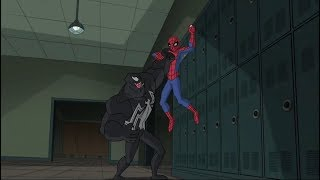 Spectacular Spider-Man (2008) Spider-Man vs Venom final fight part 4/4