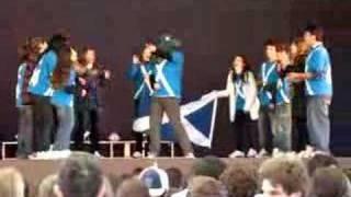 Torcida Escócia - 201 PSP - 2008