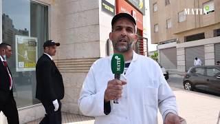 Matin TV accompagne un bénéficiaire de l'indemnité Ramed