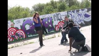 Crazy RDubz Remix - Video Shoot